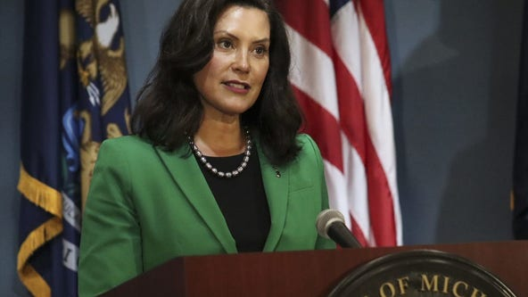 Watch Live: Michigan Gov. Gretchen Whitmer, state leaders holds press conference on election safety