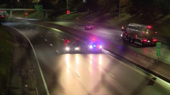 State police investigate freeway shooting on I-94 near Moross