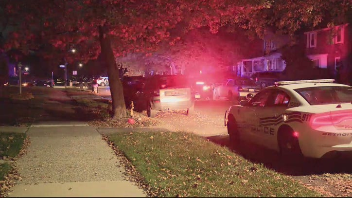 7-year-old girl dies after being hit in the head in drive-by shooting on Detroit's east side