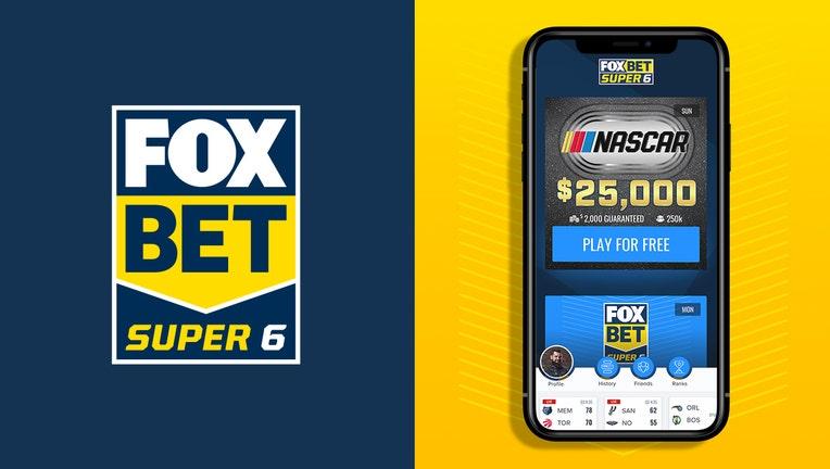 FOXBet_Super6_Nascar_FOX_Articles_Graphic