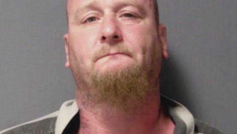 Mug shot for Lee Mouat, 42