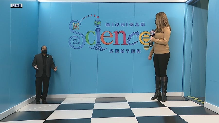 Free, fun spooky activities at the Michigan Science Center