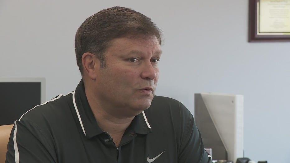 Former FBI Detroit Office head Andrew Arena.