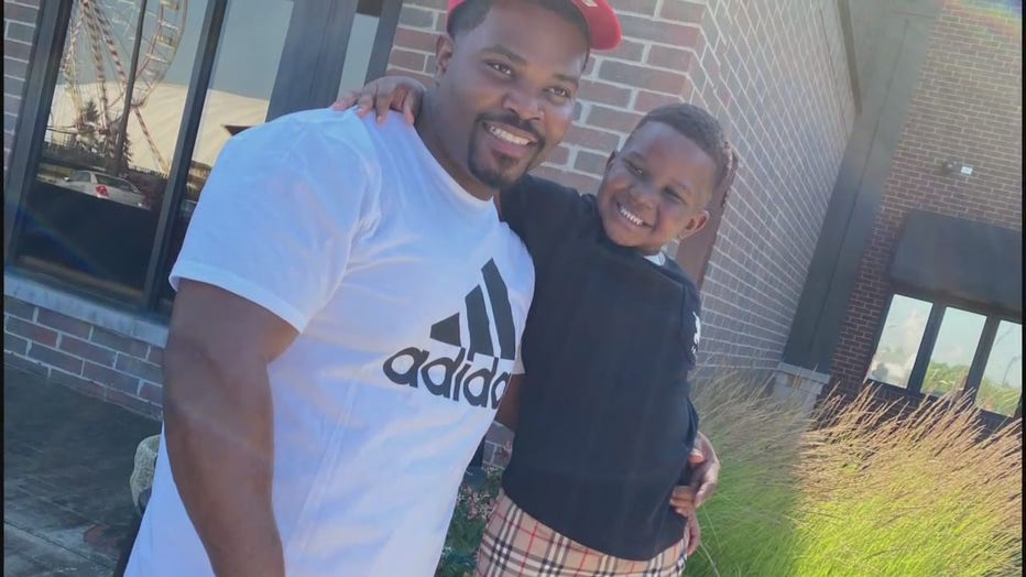 Tukoyo Moore and his son Tai'raz Moore were both murdered at different scenes.