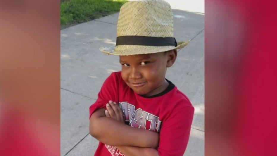 Tai'rez Moore, 6, was killed execution-style in Warren.