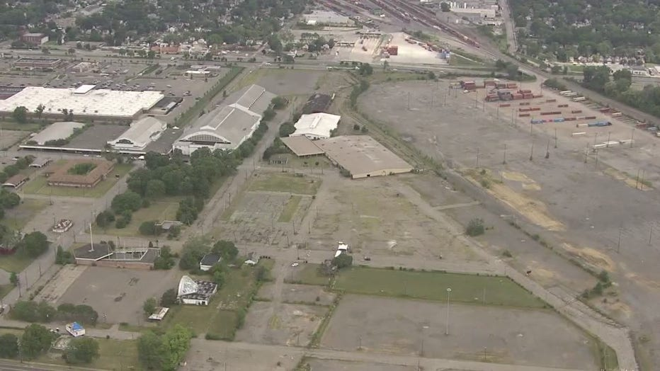 High above the State Fairgrounds. Courtesy: SkyFOX