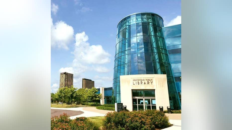 Photo: Southfield Public Library Facebook page.