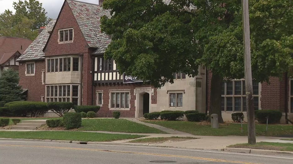 University of Michigan's Psi Upsilon is being sued by a woman who said she was raped at a party in 2019.