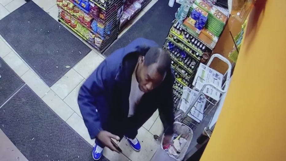 Man inside gas station when fatal shooting happened