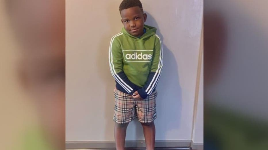 Tai'raz, 6, was found shot to death in the basement of a Warren home in an execution-style double murder