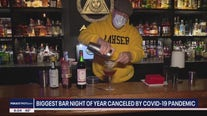 COVID-19 pandemic shuts down biggest bar night of the year