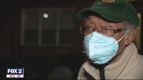 90-year-old man gets help after being evicted during the COVID-19 pandemic
