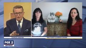 Tina Talbot: I killed my husband to protect my son