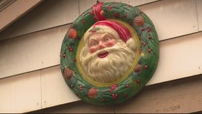 Detroit area family surprises mom with replacement vintage Christmas wreath 25 years after it was stolen
