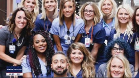 """'Nurses Inspire Nurses,"""" supporting one nurse at a time"""