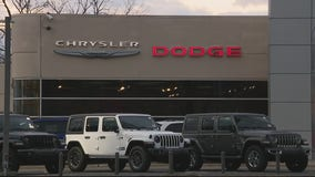 Dealership owner says they got hit 3 days in a row in vehicle thefts