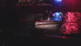 Dive teams recover 2 bodies after car ends up in Pontiac lake