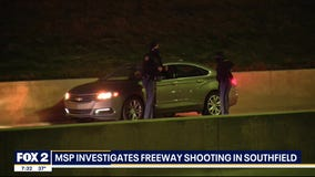 Freeway shootings reported in Southfield and Allen Park