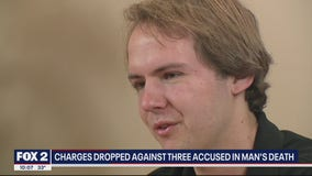 Charges dropped against 3 accused of killing man in Warren