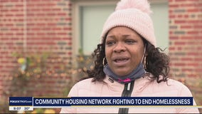 Community Housing Network helps single mother find home