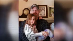 Community gather to honor father and daughter killed in Waterford crash