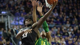 Blazers pick Isaiah Stewart out of Washington for Pistons