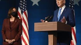 'We're not enemies, we're Americans': Biden speaks as US awaits 2020 election results