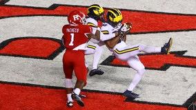 Michigan ends 3-game skid, beats Rutgers 48-42 in 3OT