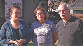 Family loses home in fire, then thieves ransacked the remains