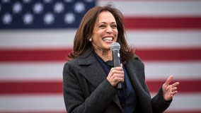 Kamala Harris makes history as nation's 1st Black and female VP-elect