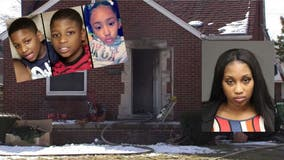 Eastpointe mom gets probation for fire that killed her 2 sons and a niece