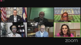 Michigan leaders give message of COVID hope during virtual town hall
