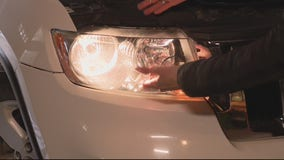How to switch out a headlamp bulb in your vehicle