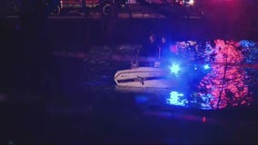 Man, woman in their 60s die after car goes into lake in Pontiac