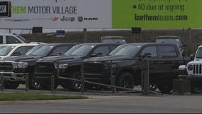 Detroit police investigating after several vehicles stolen from east side dealership