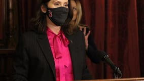 Whitmer proposes spending Michigan's budget surplus on $15 wage, child care, small business support