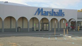 Marshalls in Dearborn boards up store windows as precaution ahead of Election Day