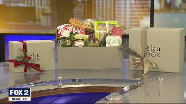 Local custom made gift boxes from ekuBOX