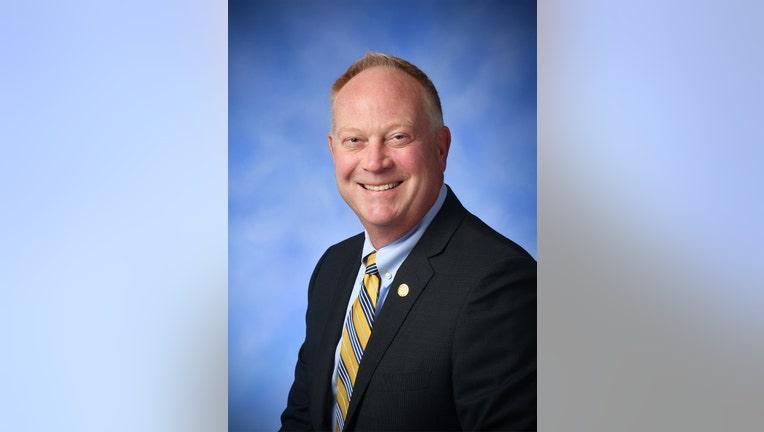 GOP Rep. Matt Maddock