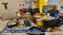 Fenton Teen Decorates Hospital Rooms for the Holidays