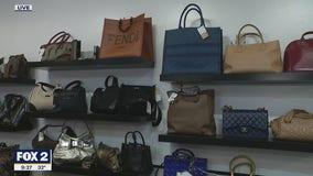 American Jewelry & Loan's luxury handbag authentication event
