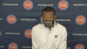 WATCH - Dwane Casey sees the positives despite losses