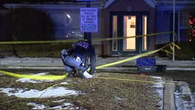 3 suspects wanted after attempted break-in, shooting, crash and high-speed chase in Inkster