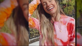 Fashion industry pro pivots after pandemic layoff to launch tie-dye clothing line