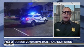 Detroit Police Chief James Craig blames increase homicide rates on Covid-19