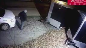 Burglary of Royal Oak consignment shop caught on camera
