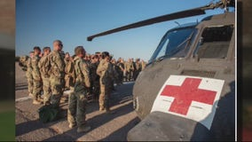 St. Mary Livonia doctors innovate under pressure, use military training to treat COVID-19