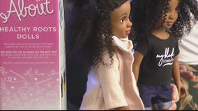 Detroit woman's Healthy Roots black and brown dolls one of hottest toys of year