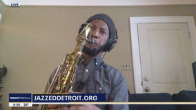 Sharing the love of Jazz with JazzEd Detroit