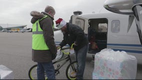 Volunteer pilots take to skies for Operation Good Cheer with gifts for kids in need across Michigan